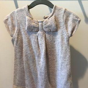12-18 mo. Zara sweater dress